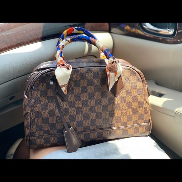 Louis Vuitton Handbags - louis vuitton duomo damier ebene